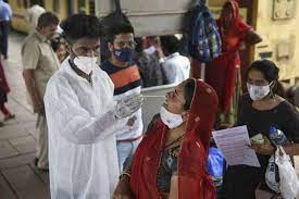 India reports over 38,000 covid-19 cases in the past 24 hours, daily death toll drops below 500